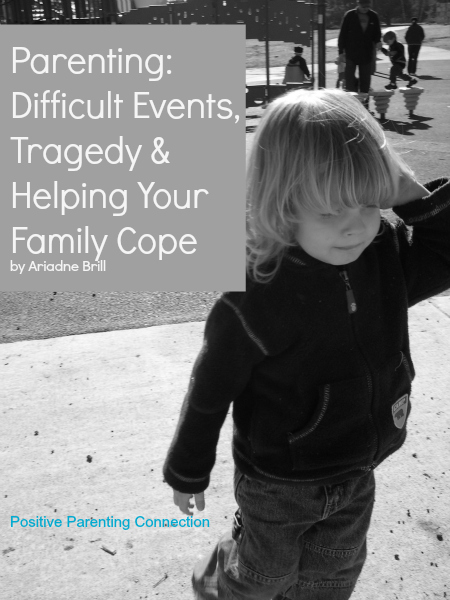 talking to kids about tragedy