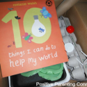 Love Books Summer Exchange: Transforming Trash into Toys we Treasure