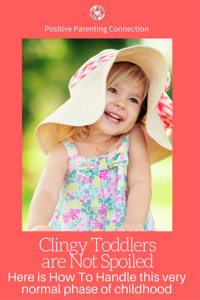 clingy toddler phase discipline