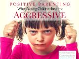 Discipline When Young Children Become Aggressive